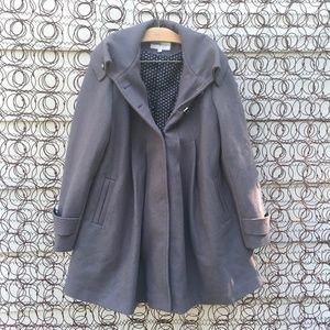 Momo Maternity wool pea coat